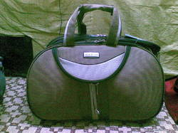 Duffel Bag with Rollers