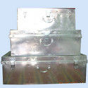 Galvanized Iron Storage Trunks