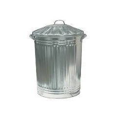 Galvanized Iron Dustbins